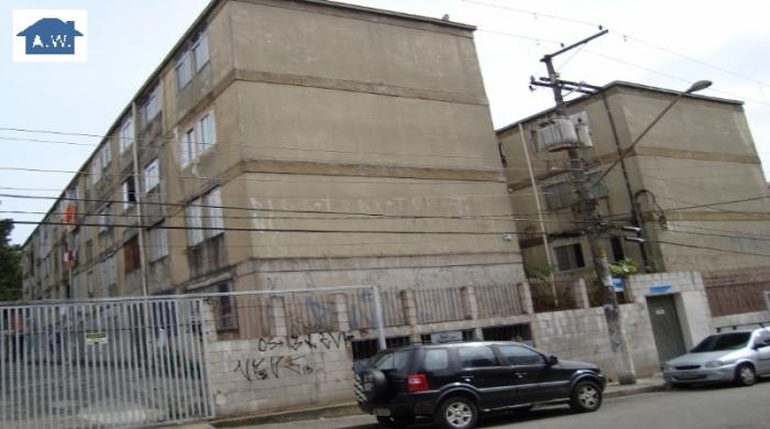 V1167 - Apartamento Residencial residencial em COHAB II - Carapicuíba