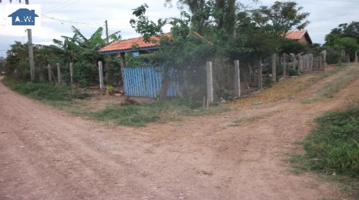 V1185 - Chácara Residencial rural em Guareí - Guareí