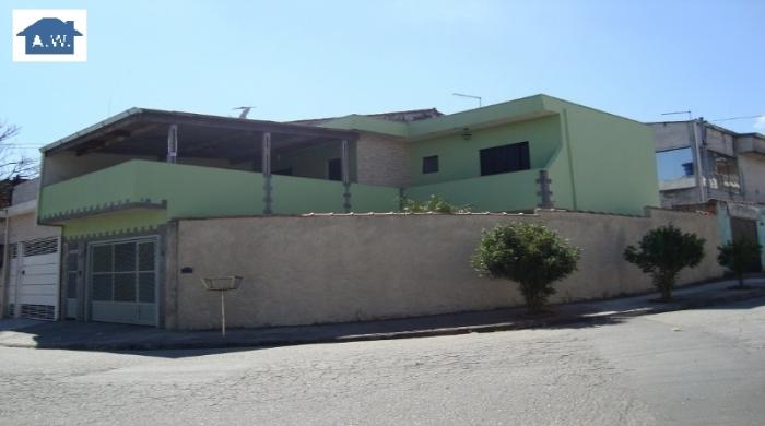V1202 - Sobrado Residencial residencial em Vila Sulamericana - Carapicuíba