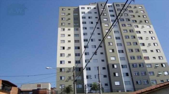 V1282 - Oportunidade - Apartamento Vazio no Residencial Recanto Dos Pássaros