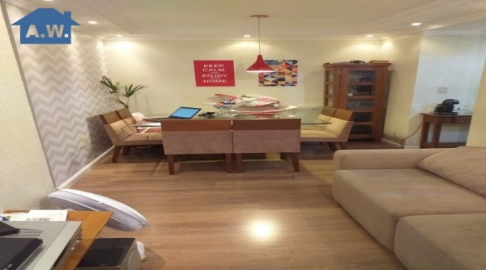 V1285 - Lindo apartamento no condomínio
