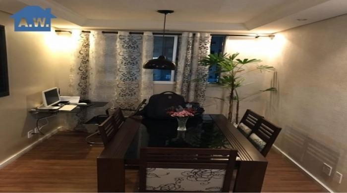 V1286 - Ótimo apartamento - Condomínio Recanto dos Pássaros