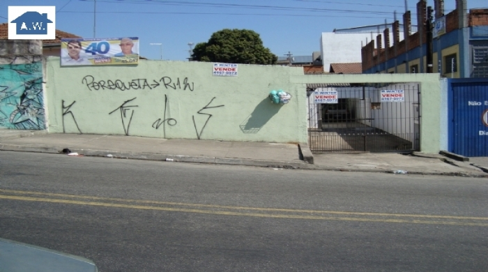 V1097 - Terreno Comercial comercial em Santo Estevão - Carapicuíba
